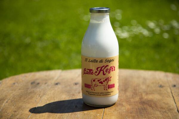 Hai già provato il nostro Latte Kefir?